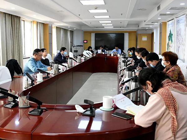 北京大兴召开政法队伍教育整顿第一次座谈会